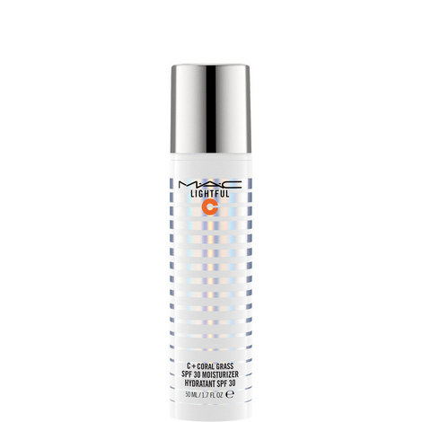 Lightful C + Coral Gras SPF50 Moisturizer, ${color}