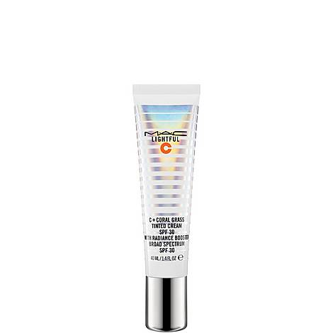 Lightful C + Coral Grass Tinted Cream SPF 30 with Radiance Booster, ${color}