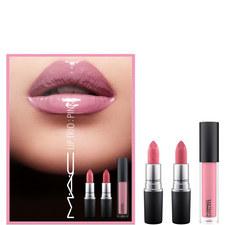 Lip Trio: Pink
