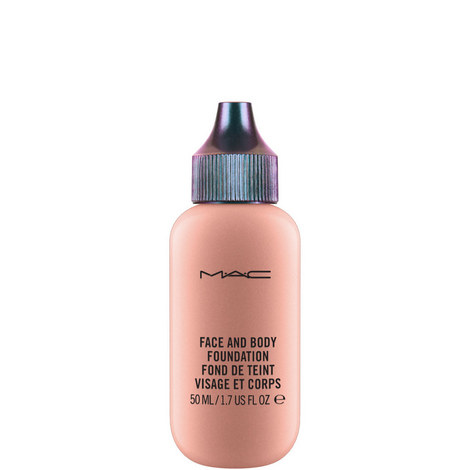 Studio Face and Body Foundation / Mirage Noir 50ml, ${color}