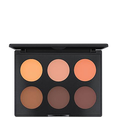 Studio Fix Sculpt and Shape Contour Palette : Medium to Dark, ${color}