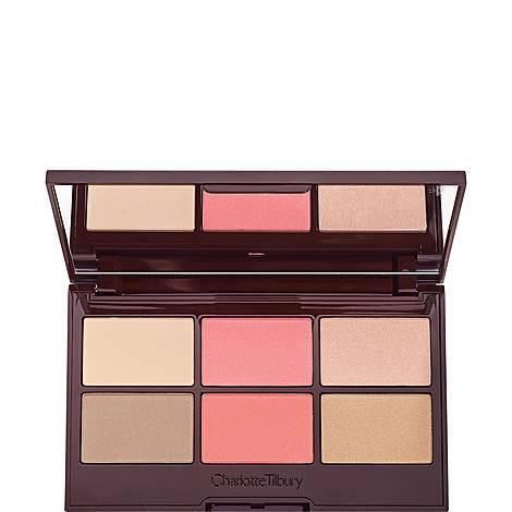 Glowing Pretty Skin Palette, ${color}