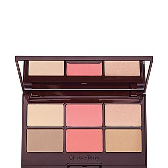 Glowing Pretty Skin Palette