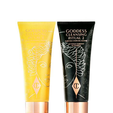 Goddess Cleansing Ritual A Miracle Spa In A Jar Duo, ${color}