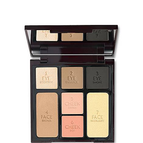 Instant Look in a Palette: Smokey Eye Beauty , ${color}