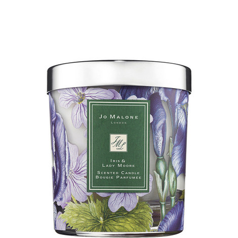 Iris & Lady Moore Scented Candle, ${color}