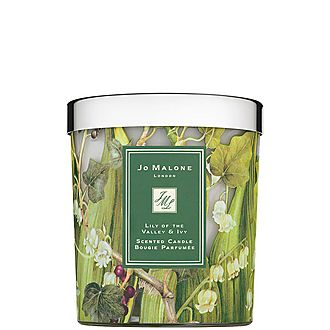 Lily Of The Valley & Ivy Charity Candle