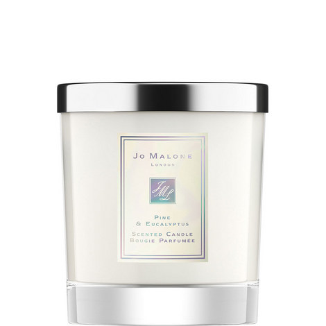 Pine & Eucalyptus Candle, ${color}