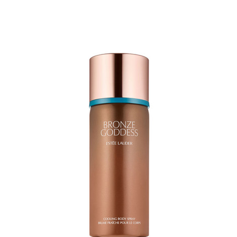 Bronze Goddess Cooling Body Spray 150ml, ${color}