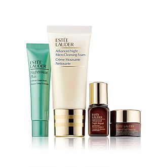 Time To Detox Nighttime Renewal Essentials
