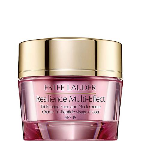 Resilience Multi-Effect Tri-Peptide Face and Neck Creme SPF 15 Normal/Combination Skin 50ml, ${color}