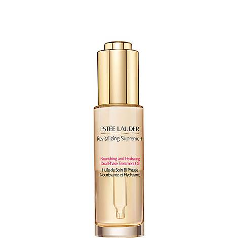 Revitalizing Supreme+ Nourishing and Hydrating Dual Phase Treatment Oil, ${color}