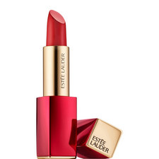 Pure Color Envy Sculpting Lipstick in Red Case