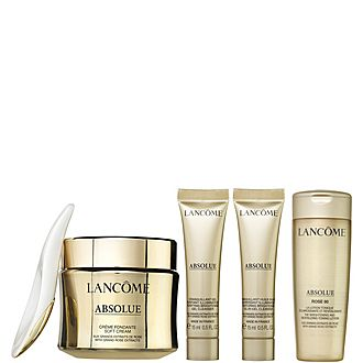 Lancôme Absolue Soft Cream Skincare Set