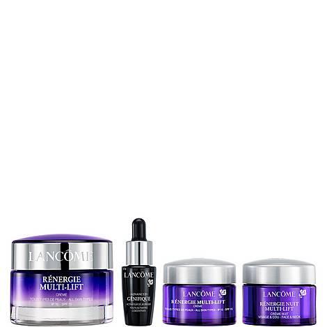 Lancome Renergie Multi-Lift 50ml Skincare Routine Set, ${color}