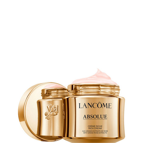 Lancôme Absolue Rich Face Cream with Grand Rose Extract, ${color}