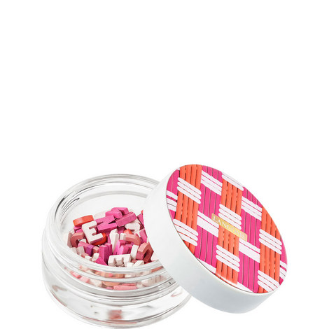 Iridescent Rosy Glow Blush In Capitals Limited Edition, ${color}