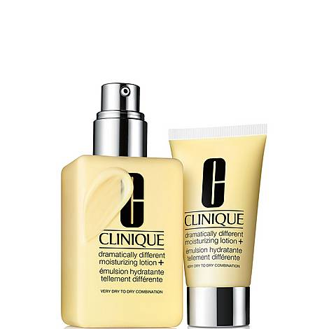 Clinique Dramatically Different Moisturising Lotion+ Jumbo Gift Set, ${color}