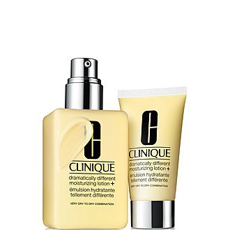 Clinique Dramatically Different Moisturising Lotion+ Jumbo Gift Set