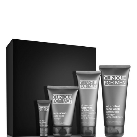 Clinique For Men Essentials Oil Control Gift Set , ${color}