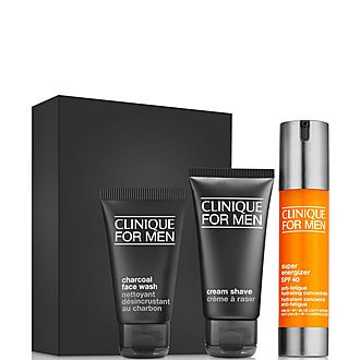 For Men Daily Energy + Protection Set