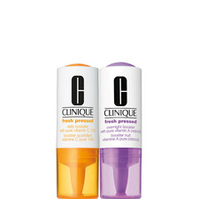 Fresh Pressed Clinical™ Daily + Overnight Boosters with Pure Vitamins C 10% + A (Retinol)  Duo