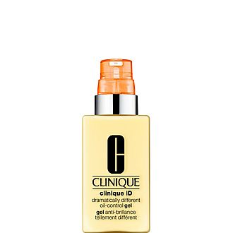 Clinique iD™: Dramatically Different™ Oil-Control Gel + Active Cartridge Concentrate for Fatigue