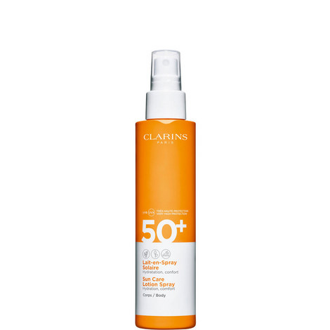Sun Care Body Lotion-in-Spray UVA/UVB 50+, ${color}