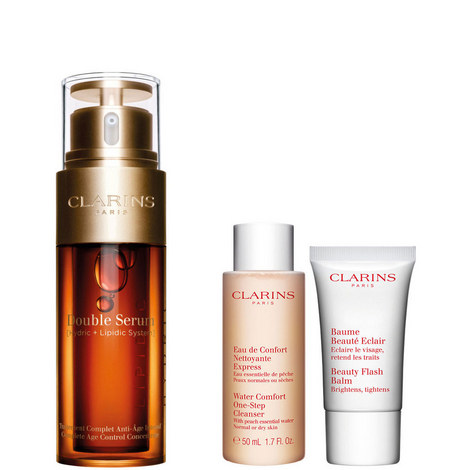 Radiant and Rested Double Serum 50ml Gift Set, ${color}