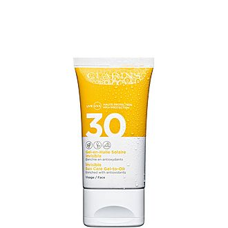 Invisible Sun Care Gel-To-Oil for Face SPF 30, 50ml