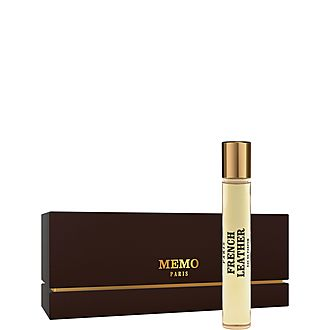 French Leather Perfume Oil Refill 10ml