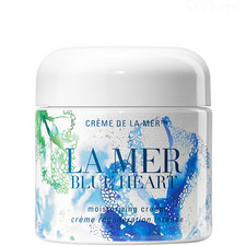 Limited-Edition Blue Heart Crème de la Mer 100ml