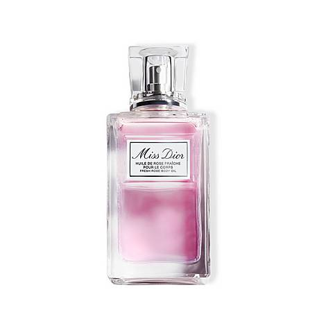 Miss Dior Fresh Rose Body Oil, ${color}