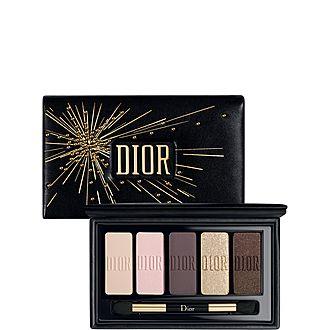 DIOR Sparkling Couture Palette - Dazzling Eyes Essentials