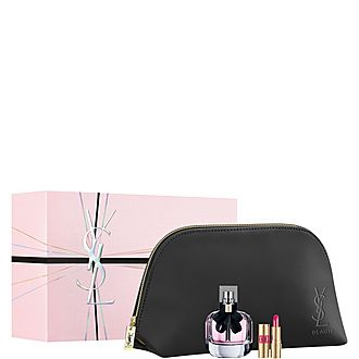 Mon Paris & Rouge Volupté Shine Gift Set