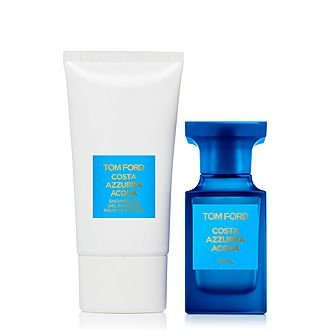Costa Azzurra Acqua 50ml And Shower Gel Set