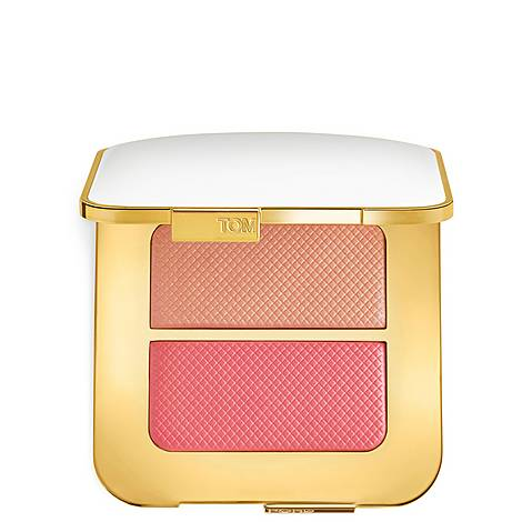 Soleil Sheer Cheek Duo In Lissome, ${color}