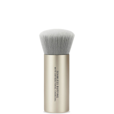 Seamless Buffing Brush with Antibacterial Charcoal, ${color}