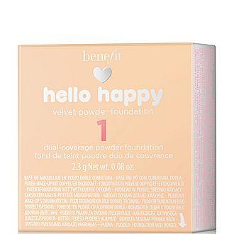 Hello Happy Velvet Powder Foundation
