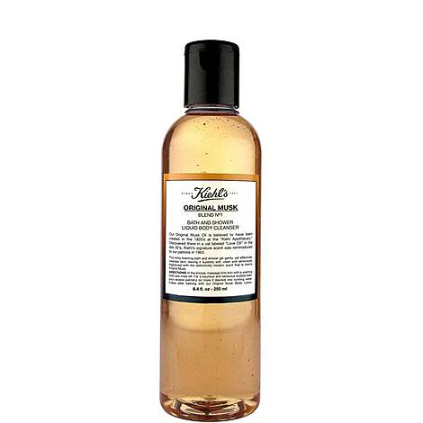 Original Musk Bath and Shower Liquid Body Cleanser, ${color}