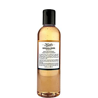 Original Musk Bath and Shower Liquid Body Cleanser