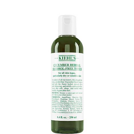 Cucumber Herbal Alcohol-Free Toner, ${color}