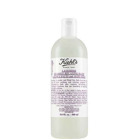Lavender Foaming-Relaxing Bath, ${color}
