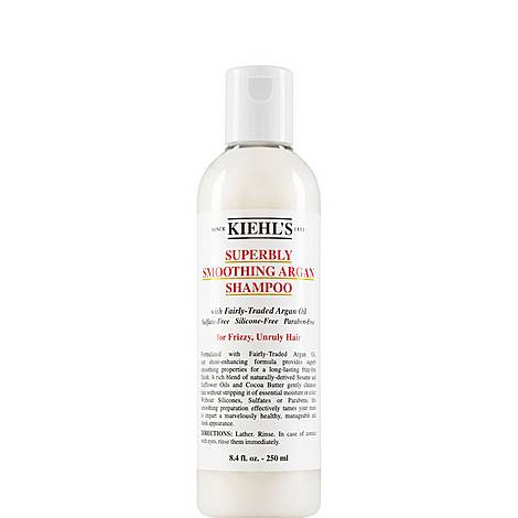 Superbly Smoothing Argan Shampoo, ${color}