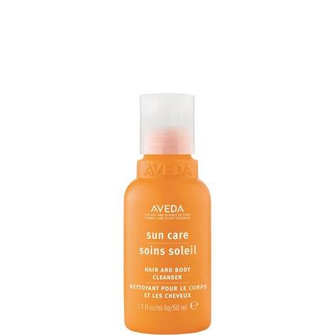 Aveda Sun Care Hair&Body Cleanser 50ml, ${color}