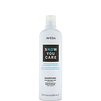 limited-edition shampure™ hand and body wash