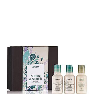 Nurture & Nourish shampure Travel Essentials
