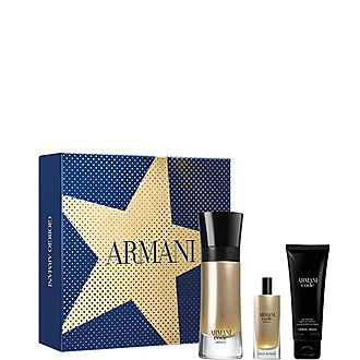 Armani Code Absolu EDP Men's Aftershave Christmas Gift Set