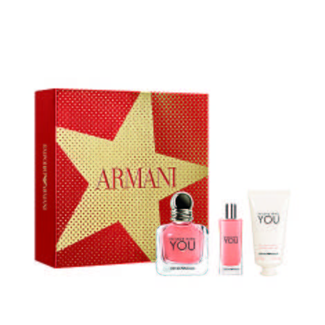 Emporio Armani In Love With You EDP Christmas Gift Set for Her, ${color}