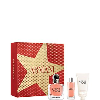Emporio Armani In Love With You EDP Christmas Gift Set for Her